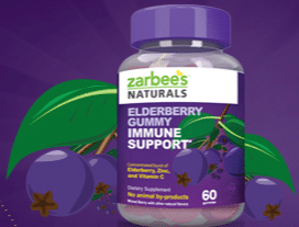 Free Zarbee's Gummy Immune Support Sample