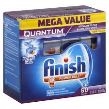 Save 30% off on Select Finish Detergent