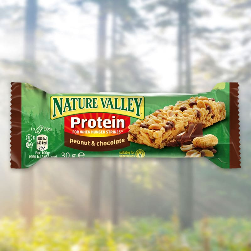 Free Nature Valley Bar (Facebook Required) UK ONLY