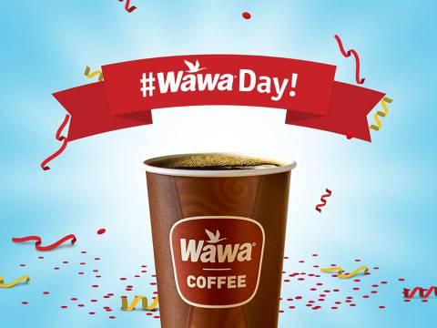 Free Coffee at Wawa Today