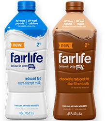 Free Fairlife Milk at Meijer