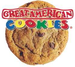 Free Original Chocolate Chip Cookie at Great American Cookies Today