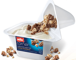 Free Muller Yogurt at Tedeschi Food Shops on 4/10