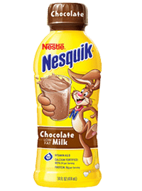 Free Bottle of Nesquik at Tedeschi Food Shops on 4/03