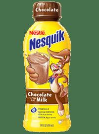 Free Bottle of Nesquik at Tedeschi Food Shops on 4/03