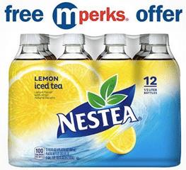 Free Nestea 12 Pack at Meijer