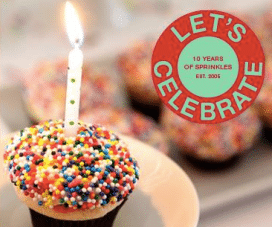 Free Cupcake At Sprinkles Today (California Locations Only)