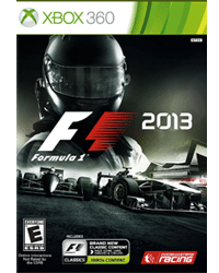 Free F1 2013 for Xbox 360 Download (Xbox Live Gold Members)