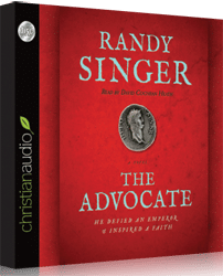 "Free ""The Advocate"" Audio Book Download"