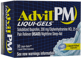 Free Advil PM Sample