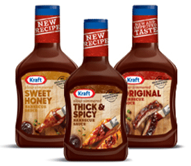 Free Kraft BBQ Sauce at Kroger