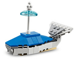Free LEGO Whale Mini Model Build at Lego Stores on 7/7-7/8