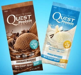 Free 2 Quest Protein Powder Sample Packs