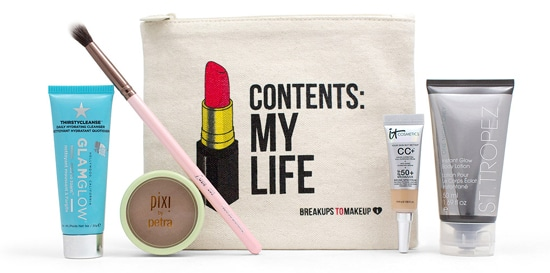 For Just 10 A Month Ipsy Subscribers Receive Monthly Makeup Bag With At Least Four Or Five Beauty Products From Both And High End Brands