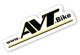 Free www AVT Bike Sticker