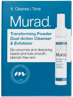 Free Murad Cleanser & Exfoliator Deluxe Sample at Sephora inside JCPenney