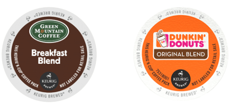 Free K-Cup Pod Sample Pack