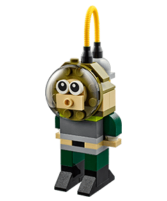 Free LEGO Diver Model Build at Lego Stores on 9/1-9/2