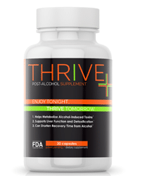Free Thrive+ Hangover Cure Sample