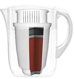 Free ZeroWater Mini (Trial-sized ZeroWater filter for Brita Pitcher)