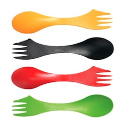 Free Set of Four Sporks