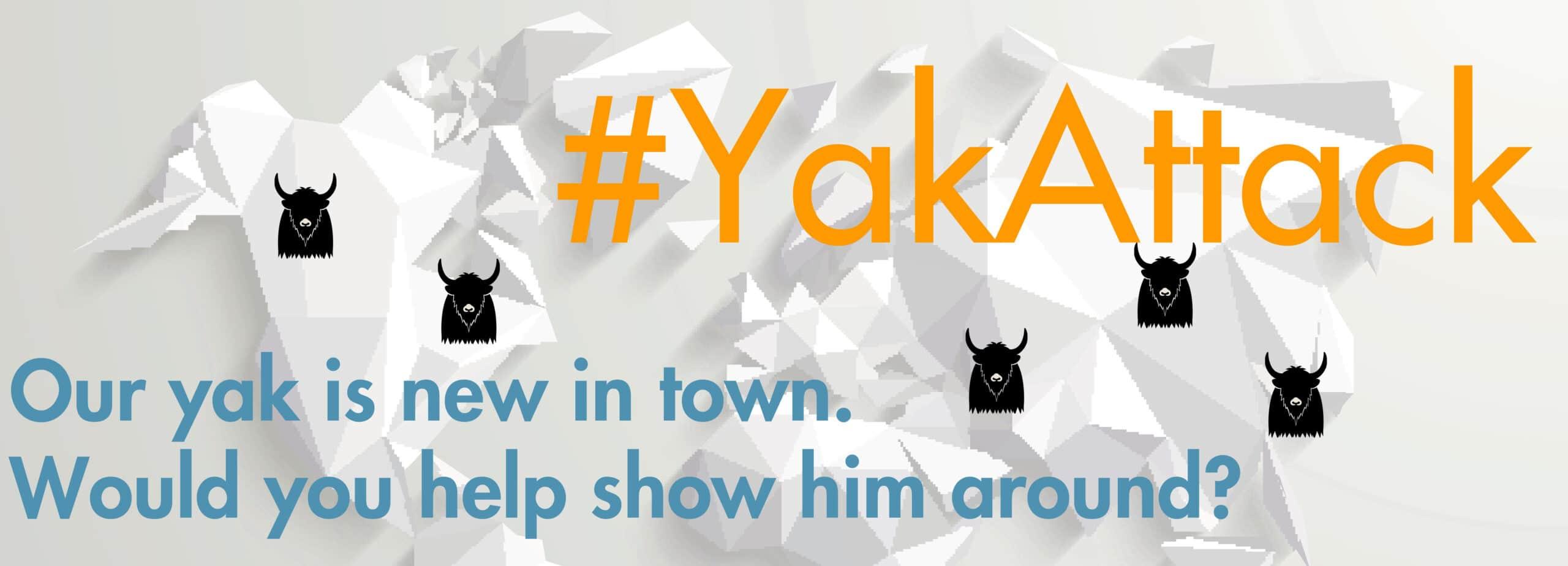 Free Yak Sticker
