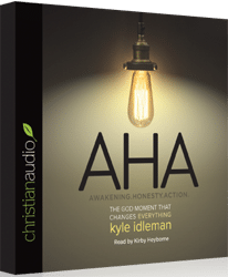 "Free ""AHA : The God Moment That Changes Everything"" Audio Book Download"