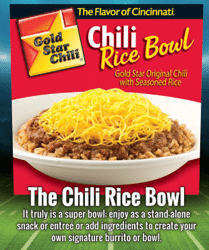 Free Gold Star Chili Rice Bowl Product