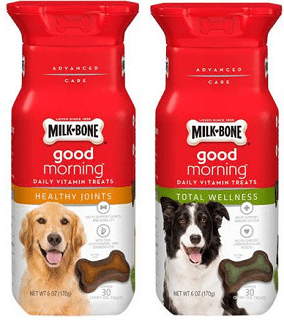Free Milk-Bone Good Morning Daily Vitamin Treats w/ Photo Submission