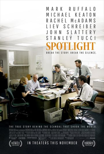 Free Movie Screening Tickets for Spotlight (Select Cities in the US)