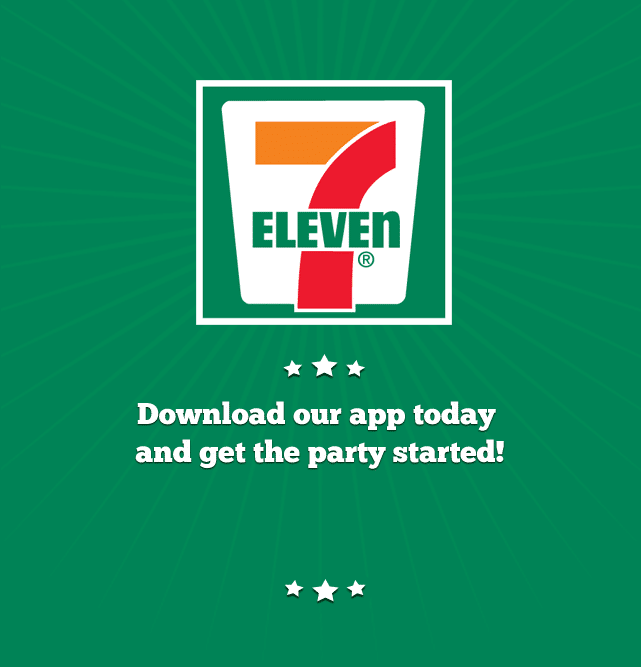 Free Coffee at 7-Eleven on 10/12-10/18
