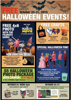 Free Bass Pro Shops Halloween Events 10/24-10/31