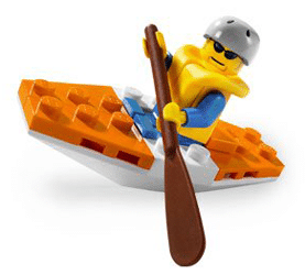 Free Mini LEGO City Kayak Build Event For Kids at Toys R Us on 10/17