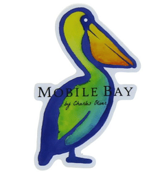 Free Mobile Bay Sticker