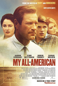 Free My All American Movie Screening Tickets