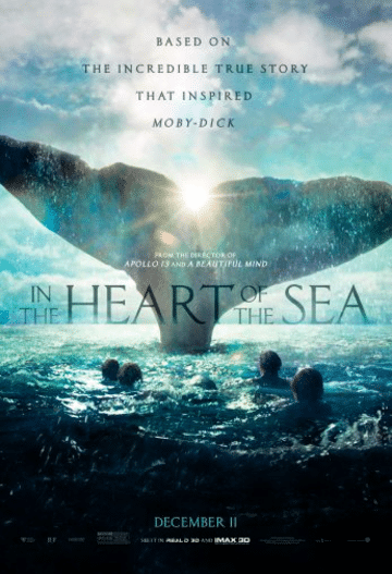 "Free ""In The Heart Of The Sea"" Movie Screening Tickets (Select Cities in US Only)"