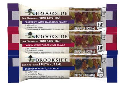 Free Brookside Snack Bar From Kroger & Affiliates (Digital coupon)