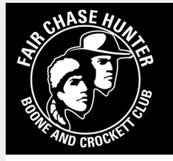 Free Fair Chase Hunter Decal