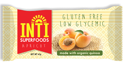 Free Inti Superfoods Quinoa Sample Bar