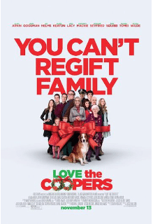 Free Love the Coopers Movie Screening Tickets