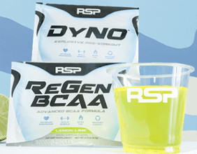 FREE RSP Nutrition Product Sample