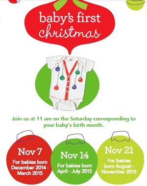 Free Gerber Ugly Sweater Onesie at Toys R Us