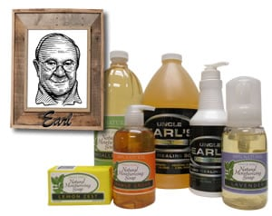 New Link: FREE Uncle Earl's Hand Healing Moisturizing Soap Sample (Email Confirmation Required)