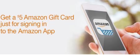 FREE $5 Amazon Credit!