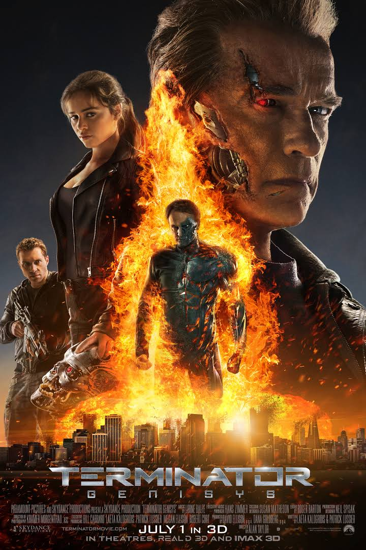 FREE Terminator Genisys 4K Streaming From Ultraflix