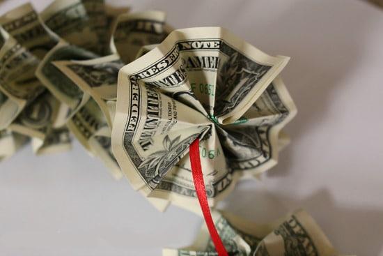 butterfly money lei tutorial | NoBiggie.net