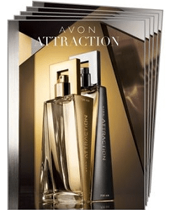 FREE Avon Fragrance Sample: Attraction for Him & Her