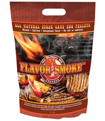 Free Flavor Smoke Gourmet Smoker Pellets Sample Pack & T-Shirt