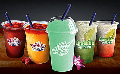 Free Freeze at Taco Bell (App Required)