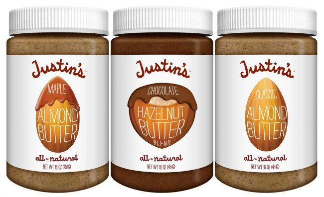 Free Justin's Peanut Butter Cup or Squeeze 2 Packs Sample